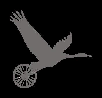 Logo des Vélos Migrateurs