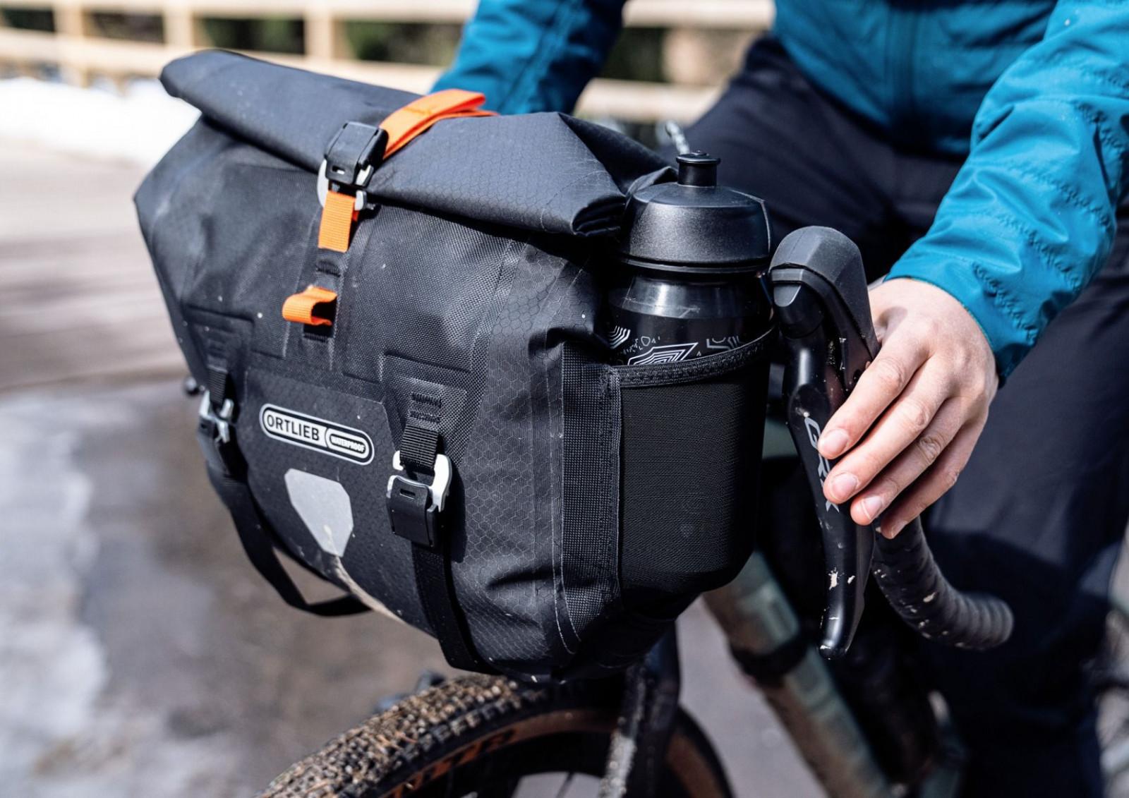 Nouvelle sacoche Ortlieb Handlebar-Pack QR