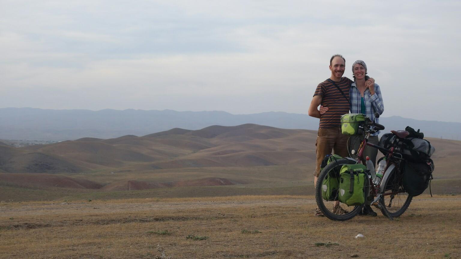 Un porte-bagages en Asie centrale - Épisode 1