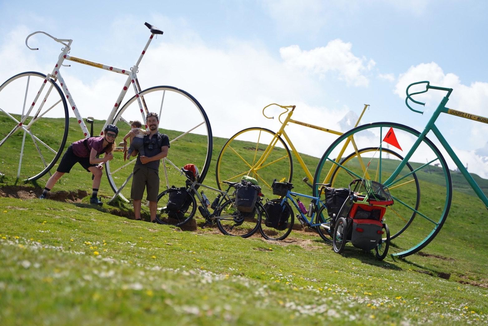 Bourse CCI 2022 : 2000€ pour des projets de voyage à vélo