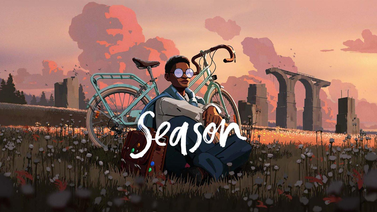 Season : quand le jeu vidéo saisit le ton du voyage à vélo