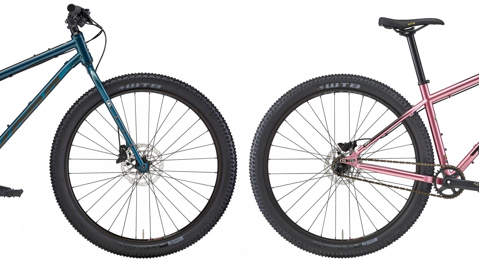 """Kona Unit et Unit X 2022 : maintenant estampillés """"bike packing"""""""